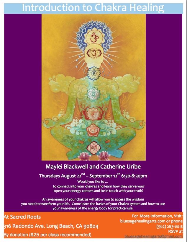 Introduction to Chakra Healing